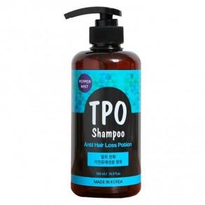 Натуральный питательный шампунь против выпадения волос TPO Shampoo Anti Hair Loss Potion