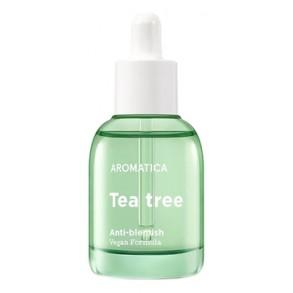Сыворотка с экстрактом чайного дерева Aromatica Tea Tree Green Oil