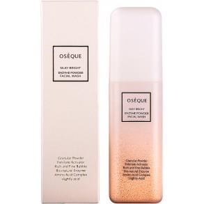 Oseque Silky Bright Enzyme Powder Facial Wash