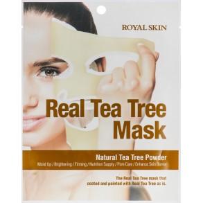 Маска для лица с чайным деревом Royal Skin Real Теа Тrее Mask
