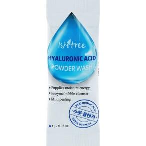 Isntree Hyaluronic Acid Powder Wash 1g