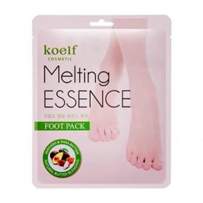 Маска для ног Petitfee & Koelf Melting Essence Foot Pack