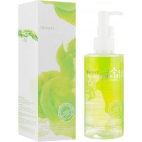 Гидрофильное масло для лица виноградное Deoproce Fresh Pore Deep Cleansing Oil