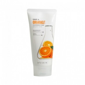 Смягчающая пенка с апельсином It's Skin Have a Orange Cleansing Foam