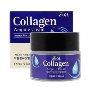 Ekel Collagen Ampule Cream