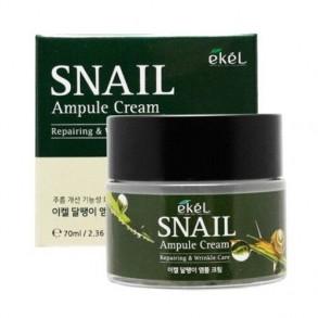 Ekel Snail Ampule Cream