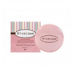 Пудра для лица Rivecowe Beyond Beauty Moisture Twoway Cake SPF 40 /РА++ №23