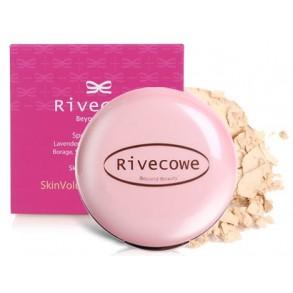 Пудра для лица Rivecowe Skin Volume Twoway Cake SPF 30 РА++ №23
