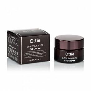 Крем для лица с муцином черной улитки Ottie Black Signature Cream