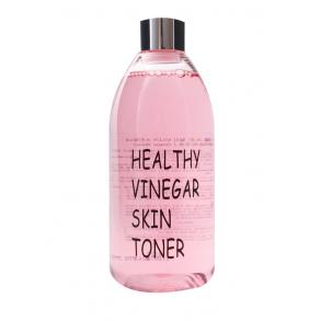 Уксусный тонер с ферментами из ягод винограда Real Skin Healthy Vinegar Skin Toner Grape Wine