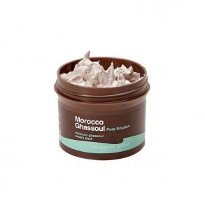 Маска-крем для лица с глиной Too Cool For School Morocco Ghassoul Cream Pack