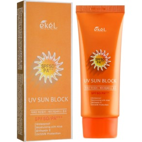 Ekel UV Sun Block SPF50/PA+++