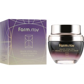 FarmStay Grape Stem Cell Wrinkle Repair Eye Cream