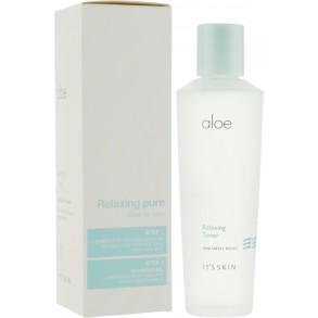Увлажняющий тонер для лица с экстрактом алоэ It's Skin Aloe Relaxing Toner