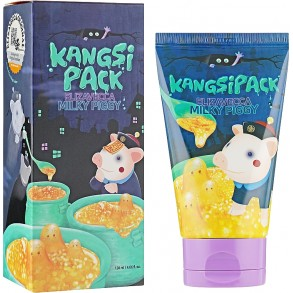 Очищающая маска для лица с экстрактом золота Elizavecca Milky Piggy Kangsi Pack