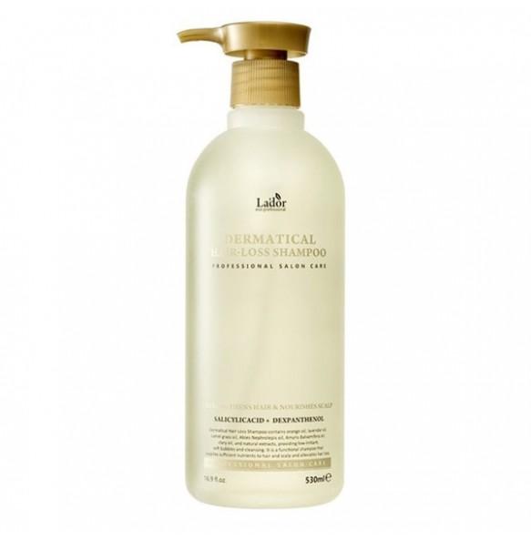 Бессульфатный шампунь против выпадения волос La'dor Dermatical Hair-Loss Shampoo