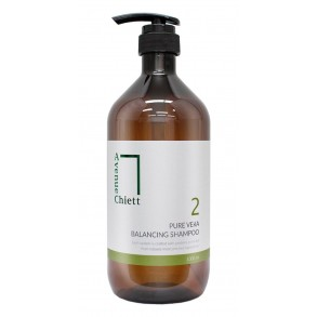 Увлажняющий шампунь с алоэ вера PL Cosmetic Avenue Chiett Pure Vera Water Shampoo