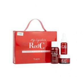 Набор с витамином С для осветления кожи Tiam My Signature Red C