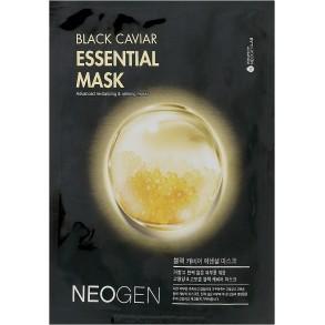 Омолаживающая тканевая маска с экстрактом черной икры Neogen Black Caviar Essential Mask