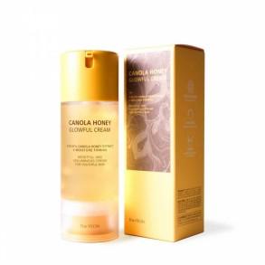 Увлажняющий запатентованный мульти-крем The Yeon Canola Honey Glowful Cream