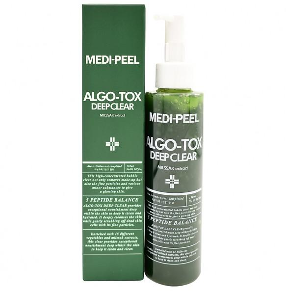 Очищающий гель для умывания с детокс-эффектом Medi Peel Algo-Tox Deep Clear