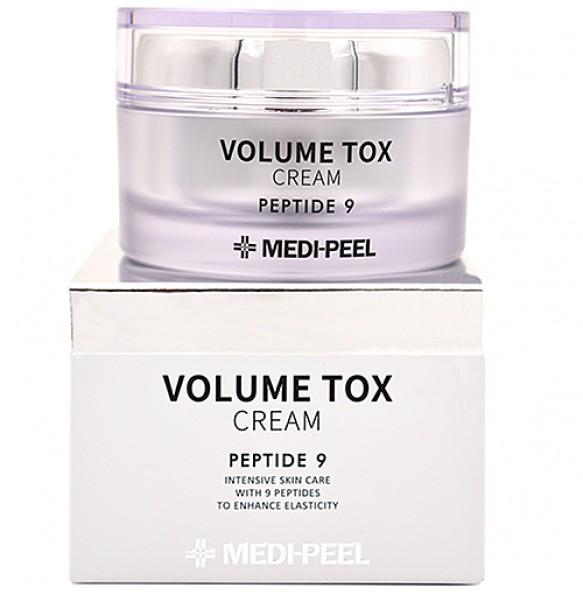 Омолаживающий крем с пептидами Medi Peel Volume TOX Cream Peptide