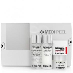 Набор для лица с комплексом пептидов MEDI-PEEL Peptide 9 Skincare Trial Kit