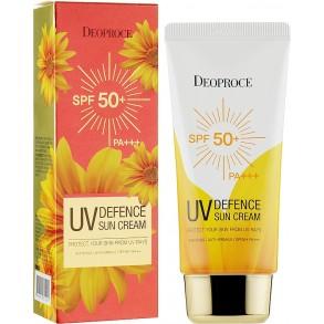 Deoproce UV Defence Sun Cream SPF 50++ PA+++