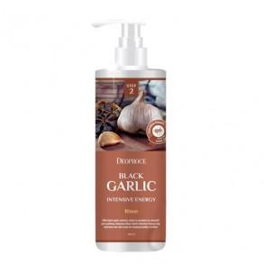 Кондиционер от выпадения волос с экстрактом чёрного чеснока Deoproce Black Garlic Intensive Energy Rinse