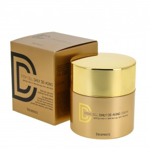 ДД-крем для лица Deoproce Stem Cell Daily De-Aging Cream №23