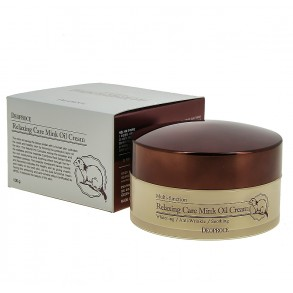 Крем расслабляющий с жиром норки Deoproce Relaxing Care Mink Oil Cream