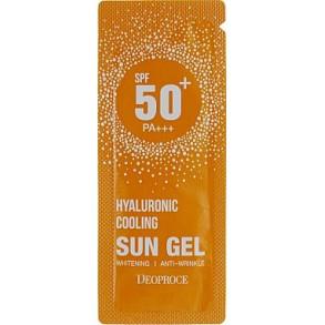 Deoproce Hyaluronic Cooling Sun Gel