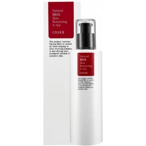 Тонер для проблемной кожи с BHA-кислотой Cosrx Natural BHA Skin Returning A-Sol