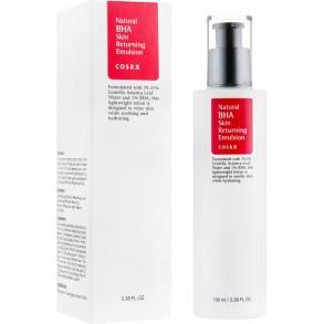 Матирующая эмульсия для проблемной кожи Cosrx Natural BHA Skin Returning Emulsion