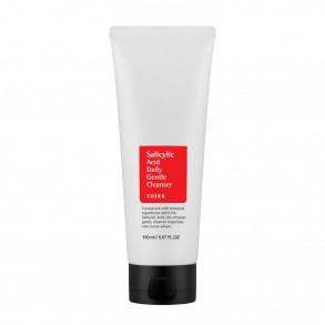 Очищающая пенка с салициловой кислотой для проблемной кожи Cosrx Salicylic Acid Daily Gentle Cleanser