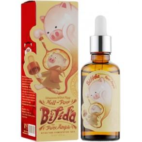 Антивозрастная сыворотка с бифидобактериями Elizavecca Witch Piggy Hell-Pore Bifida Pure Ample