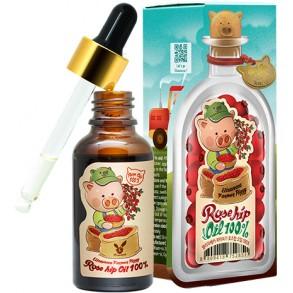 Масло-сыворотка с шиповником Elizavecca Farmer Piggy Rose Hip Oil 100%