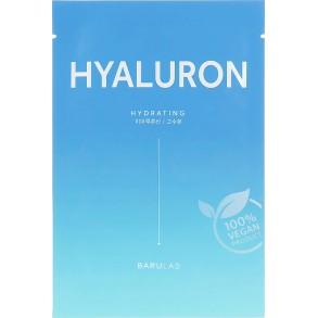 Интенсивно увлажняющая маска с гиалуроновой кислотой Barulab The Clean Vegan Hyaluron Mask
