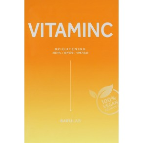 Осветляющая маска с витамином С Barulab The Clean Vegan Vitamin C Mask