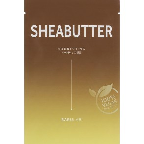 Питательная маска с маслом ши Barulab The Clean Vegan Shea butter Mask