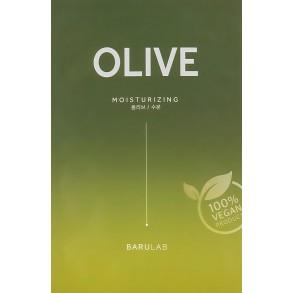 Увлажняющая маска с экстрактом оливок Barulab The Clean Vegan Olive Mask
