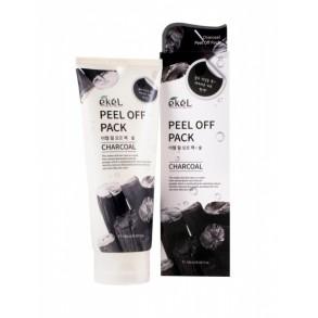 Ekel Peel Off Pack Charcoal