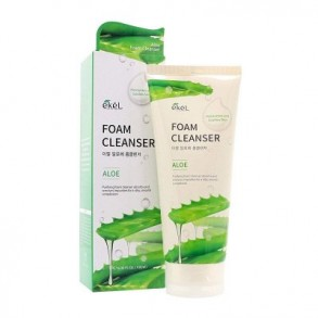 Ekel Foam Cleanser Aloe