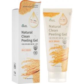 Ekel Rice Bran Natural Clean Peeling Gel
