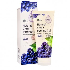 Пилинг-скатка с экстрактом винограда Ekel Natural Clean Peeling Gel Crape