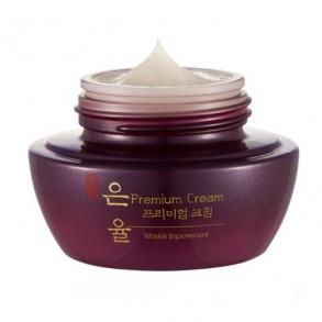 Крем премиум-класса для лица с красным женьшенем Eunyul Premium Cream