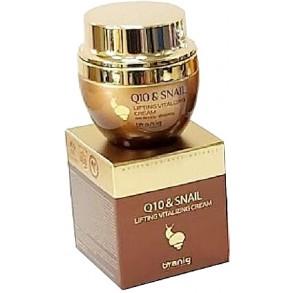Byanig Q10&Snail Lifting Vitalizing Cream