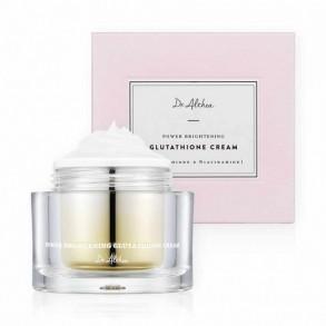 Осветляющий крем для неровной кожи с пигментацией Dr. Althea Power Brightening Glutathione Cream