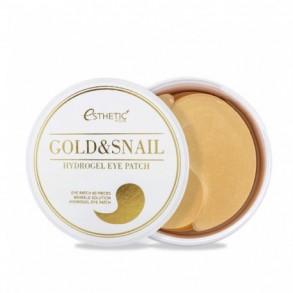 Esthetic House Gold & Snail Hydrogel Eye Patch
