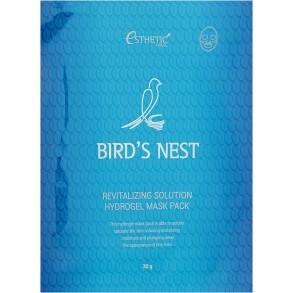 Гидрогелевая маска для лица с экстрактом ласточкиного гнезда Esthetic House Bird's Nest Revitalizing Solution Hydrogel Mask